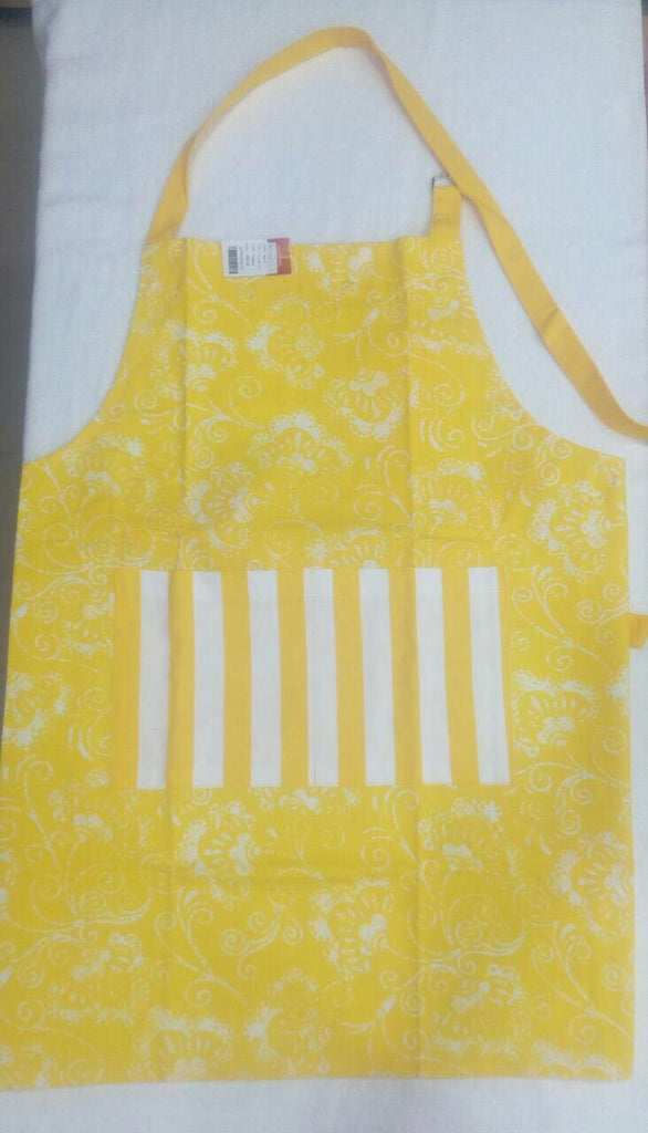 Apron Viva Yellow