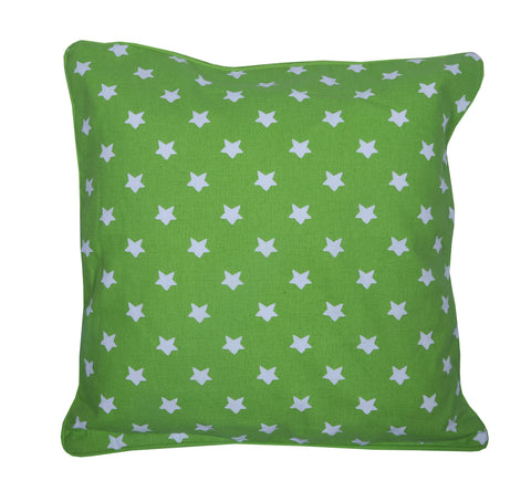 Cushion Cover - Star Green