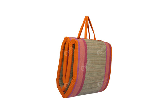 Travel Bed DF - Multi Stripe