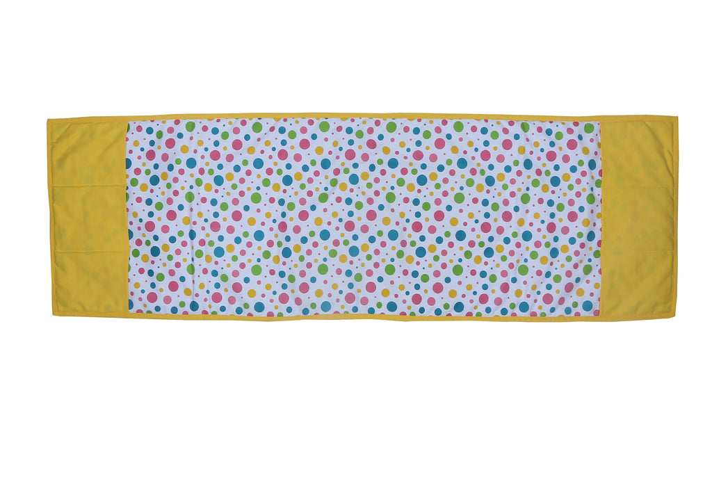 Fridge Cover - Multi Polka