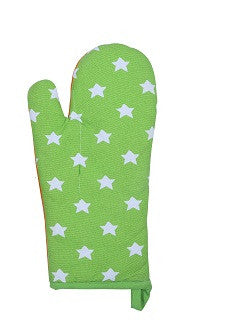 Glove - Star Green