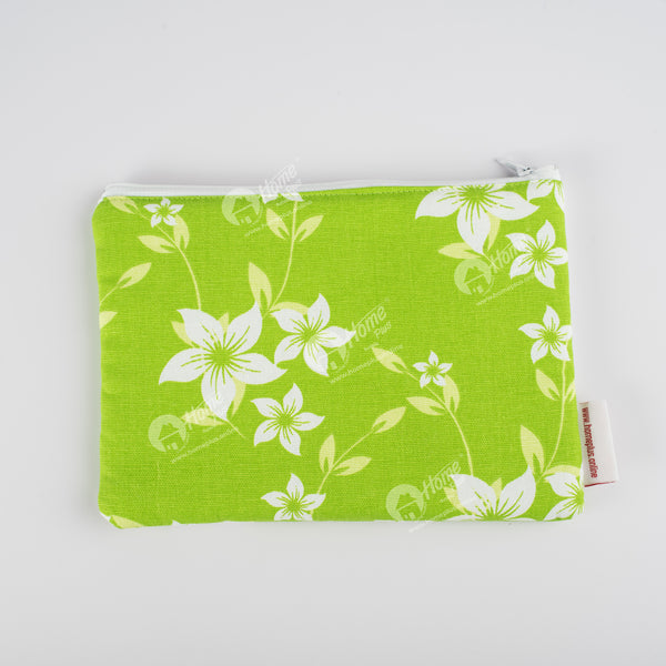 Pouch - Wind Flower Green