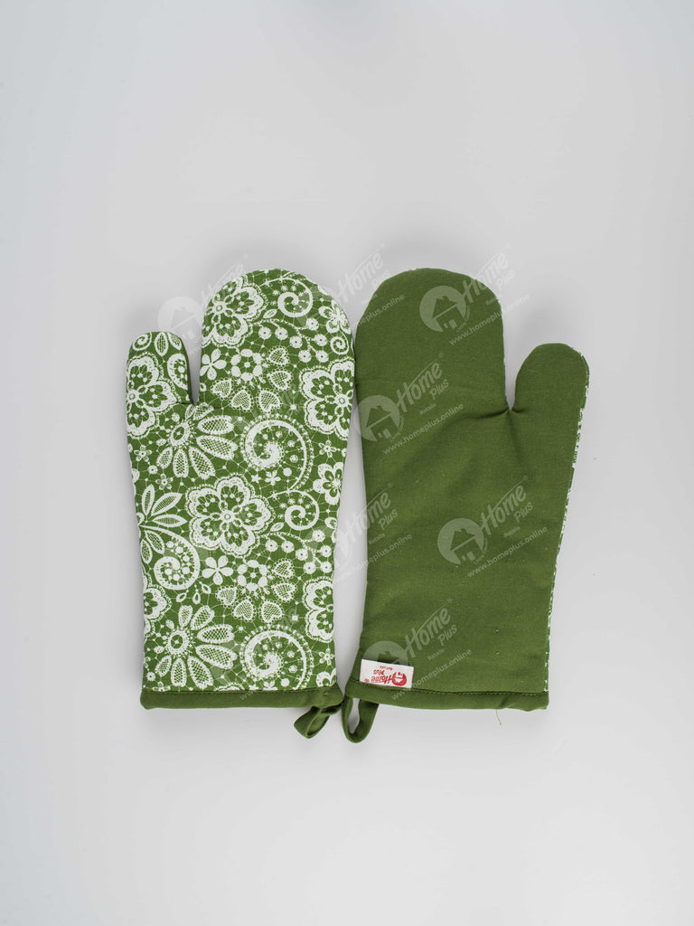 Glove - Lace Dark Olive