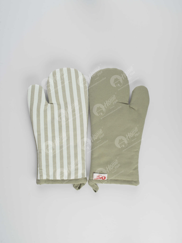 Glove - Thin Stripe Grey
