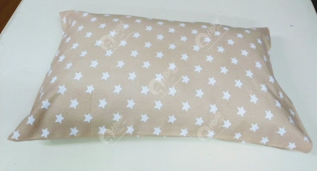 Pillow Cover - Star Beige