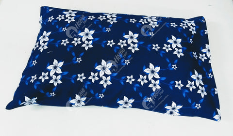 Pillow Cover - Wind Flower Navy