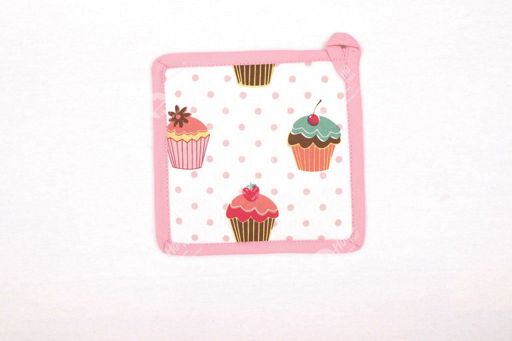 Pot Holder - Cup Cakes