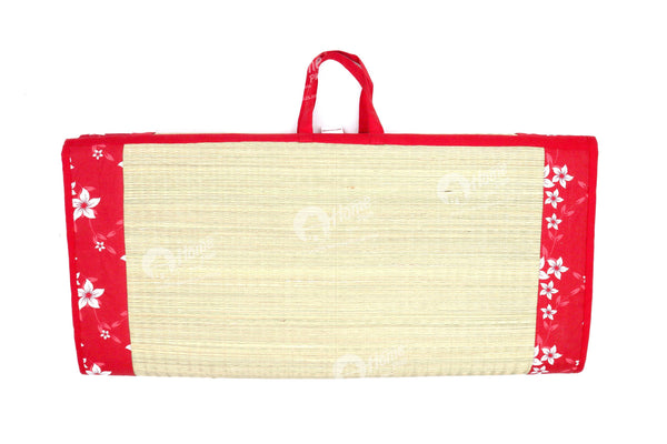 Travel Bed  SF- Wind Flower Red