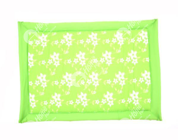 Baby Travel Bed - Wind Flower Green