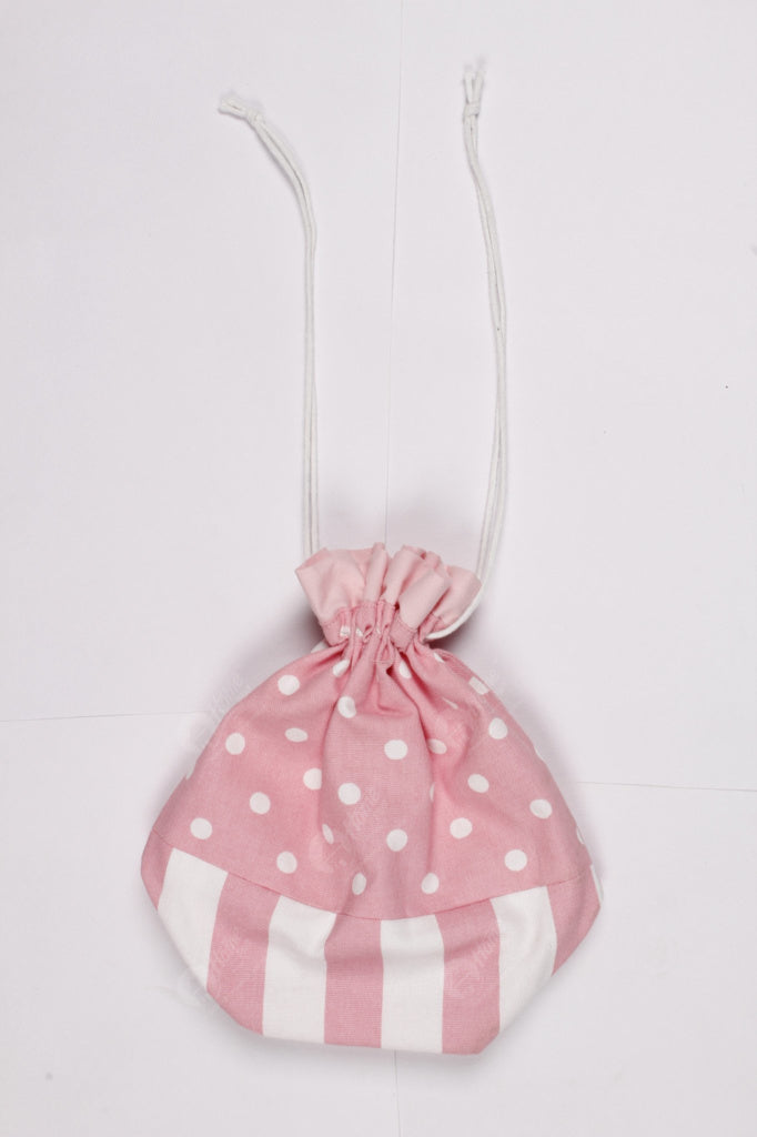 Gift Bag - Polka Dot Pink