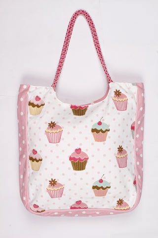 Handbag Large - Cup Cakes