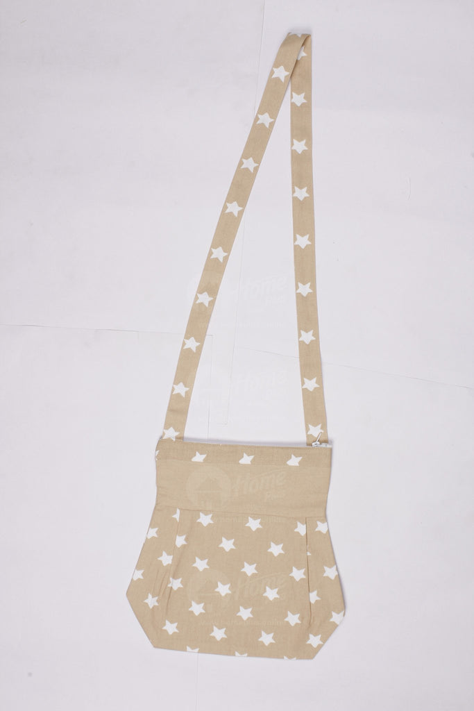 Fancy Bag Long Handle - Star Beige