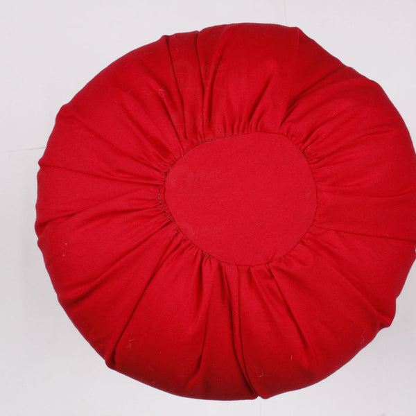 Bolster - Solid  Red