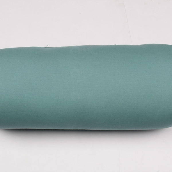 Bolster - Solid  Teal (Pack of 2)