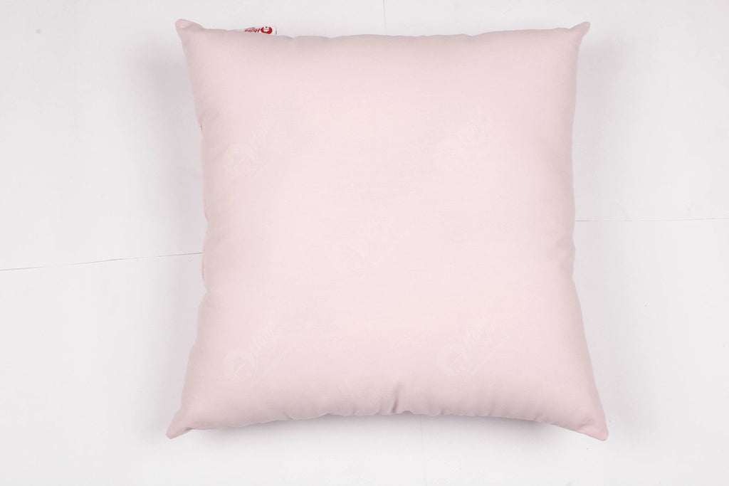 Solid Cushion - Pink