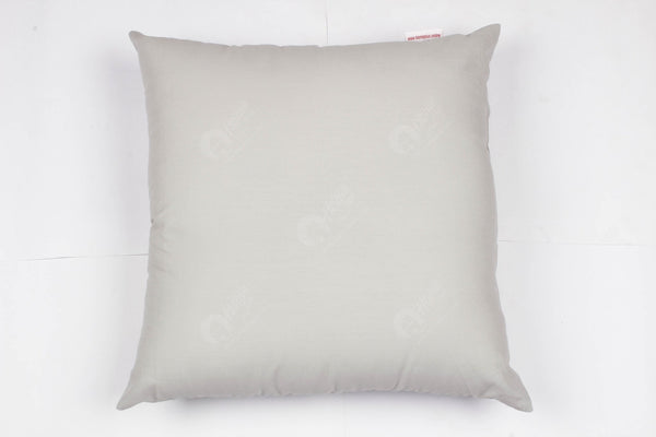 Solid Cushion - Grey