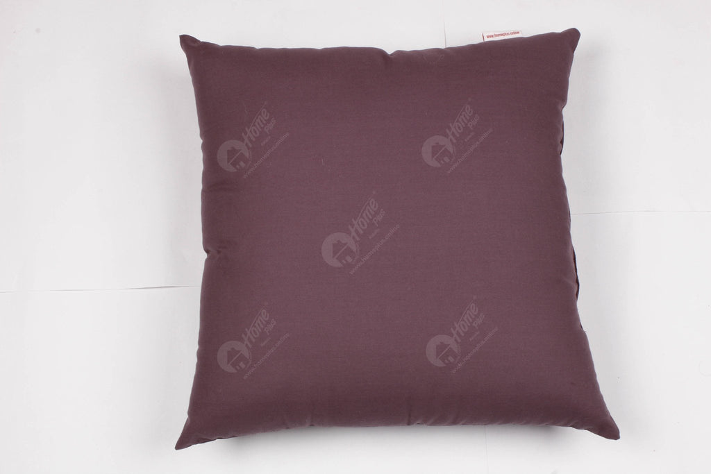 Solid Cushion - Grape
