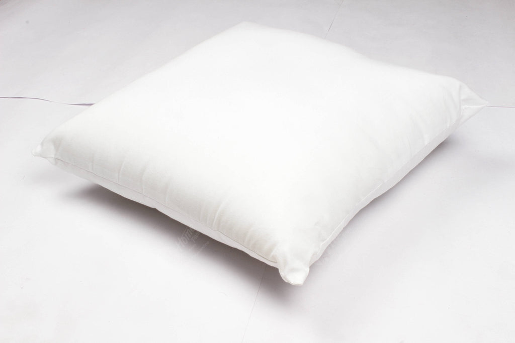 Solid Cushion - White