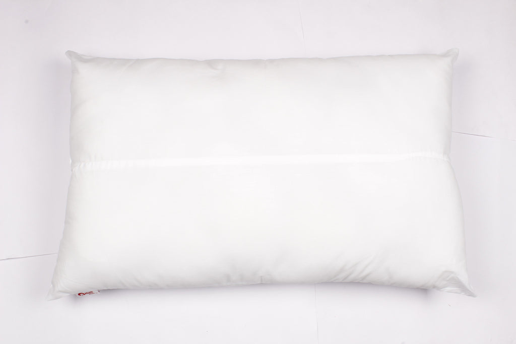 Pillow- Solid White  (Pack of 4)