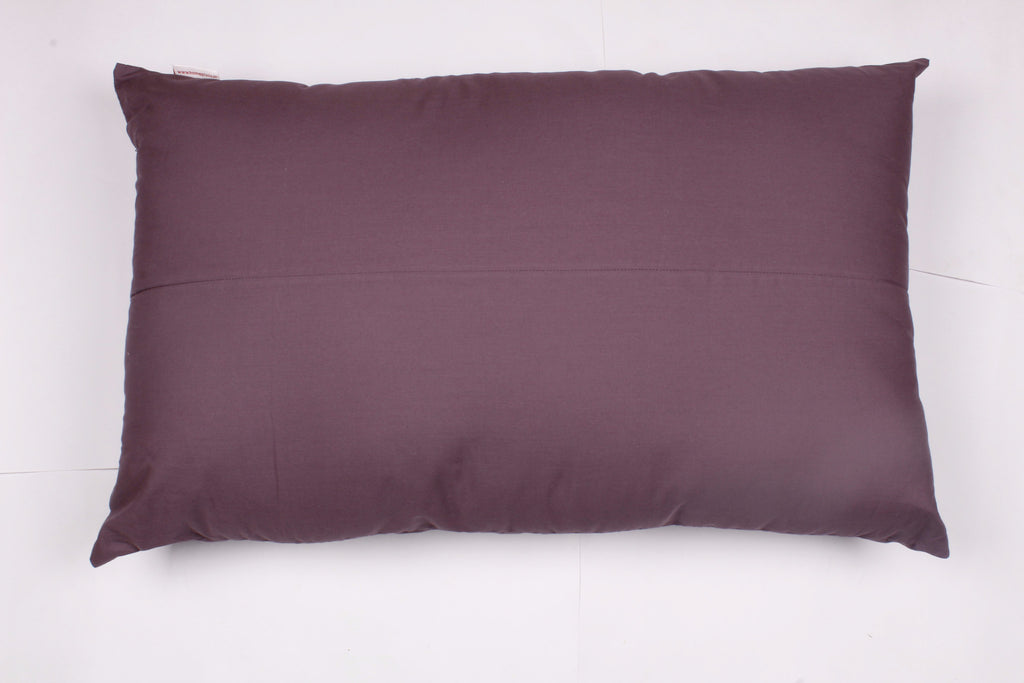 Pillow - Solid Grape