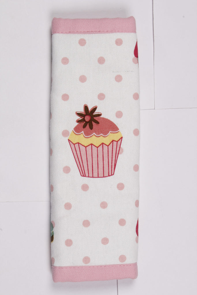 Fridge Cover Set - Cup Cakes