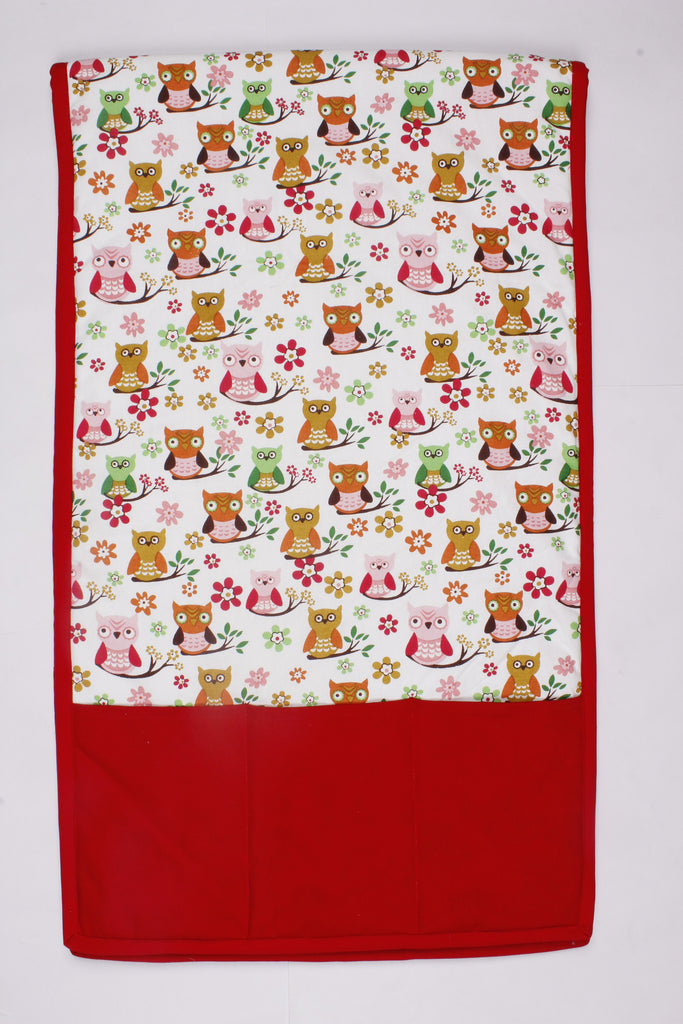 Fridge Cover Set - Owl