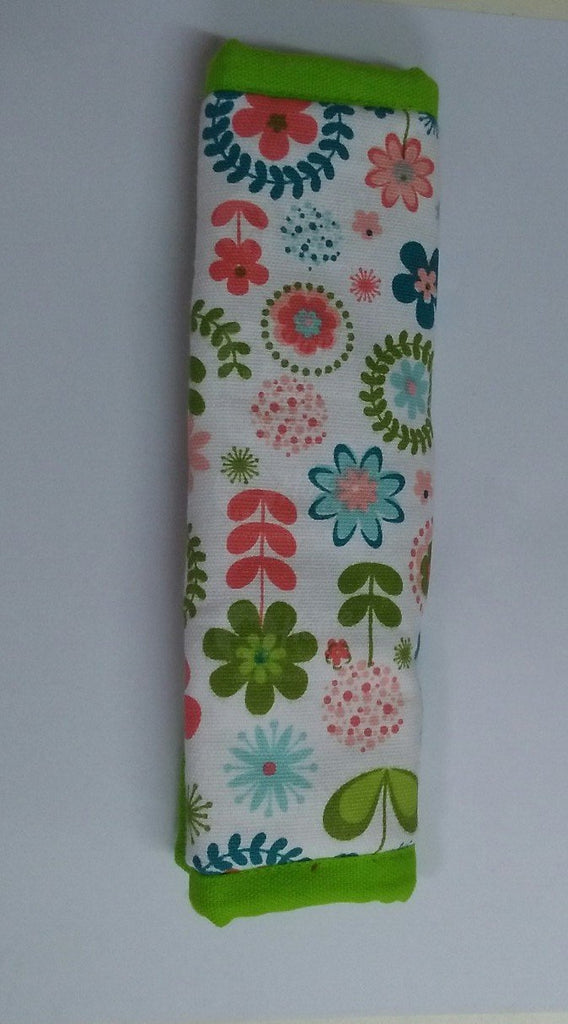 Fridge Handle - Retro Flower