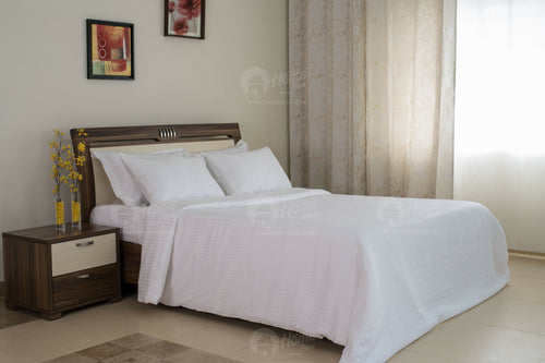 Duvet Cover 300TC - White