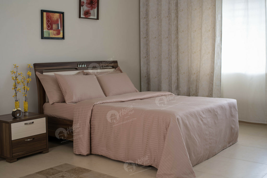 Duvet Cover 300TC - Taupe