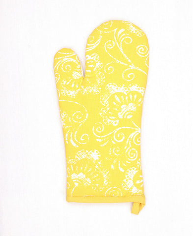 Glove - Viva yellow