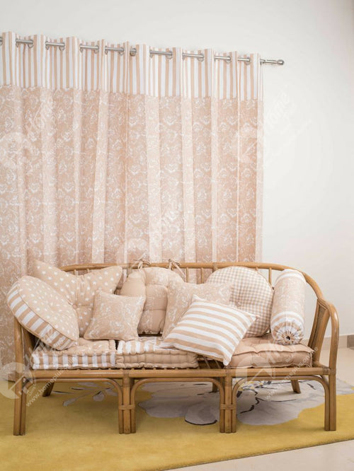 Curtains - Viva Beige
