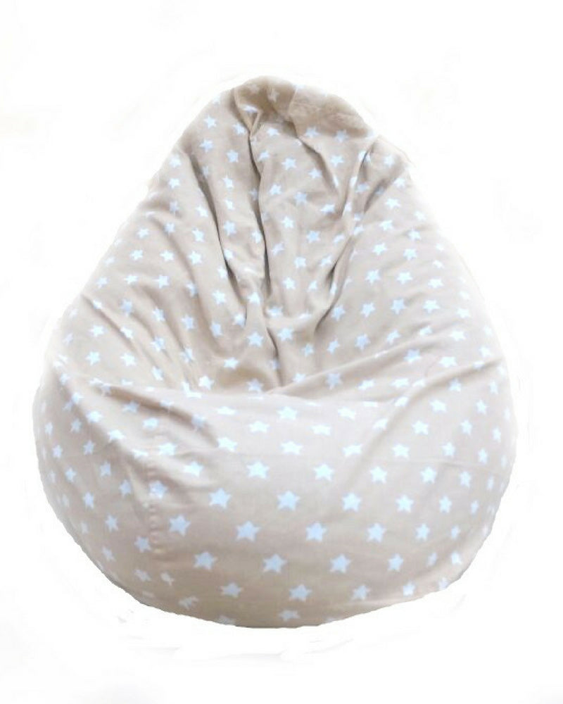 Bean Bag - Star Beige