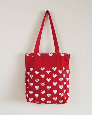Shopping Bag - Heart Pro