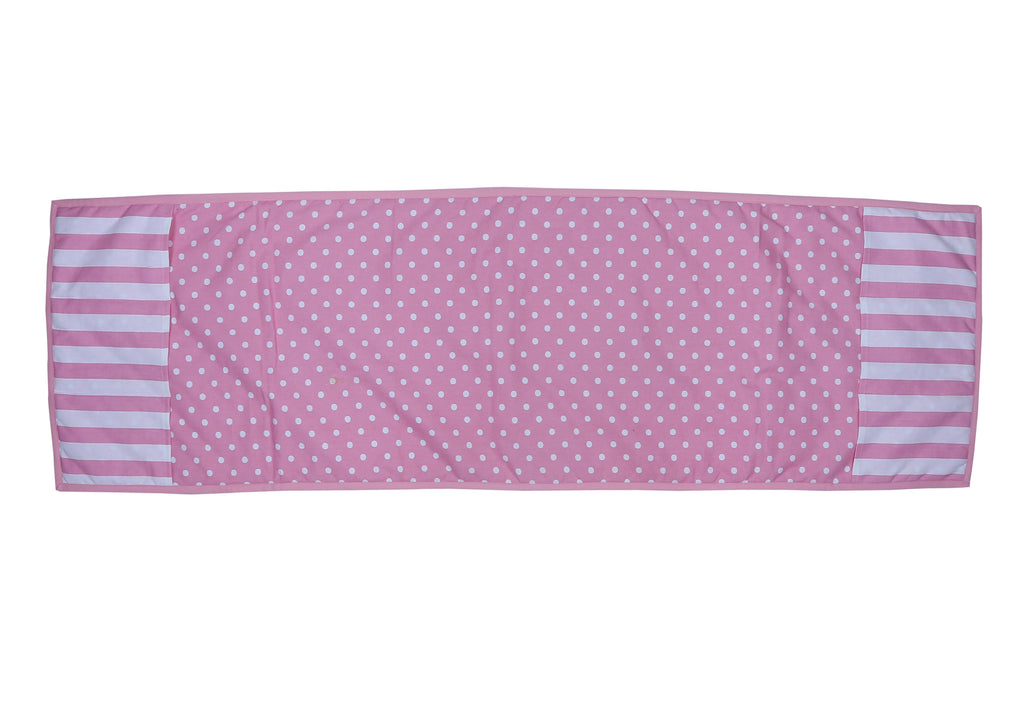 Fridge Cover - Polka Dot Pink
