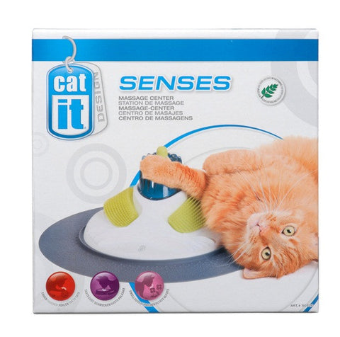 Catit Design Senses Massage Center - XclusivePets