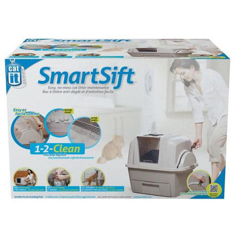Catit SmartSift (Cat or Small Dogs) - XclusivePets