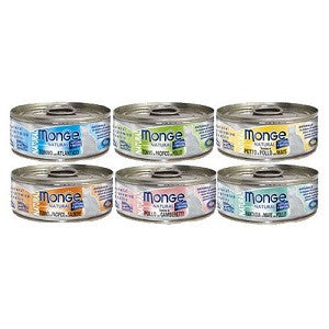 MONGE Natural Series Canned Food - XclusivePets - 1