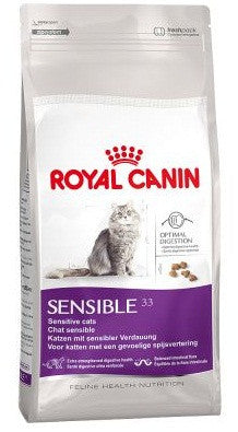 Royal Canin - SENSIBLE 33 - XclusivePets