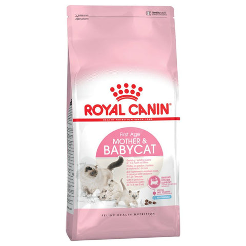 Royal Canin - Mother & Baby Cat - XclusivePets