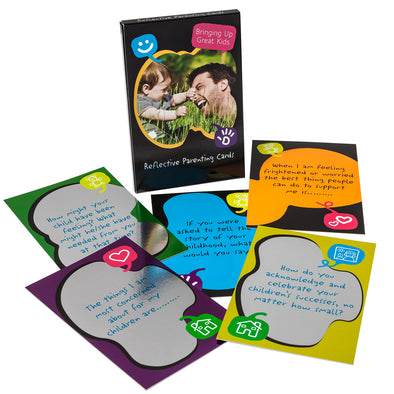 Bringing Up Great Kids Reflective Parenting Cards