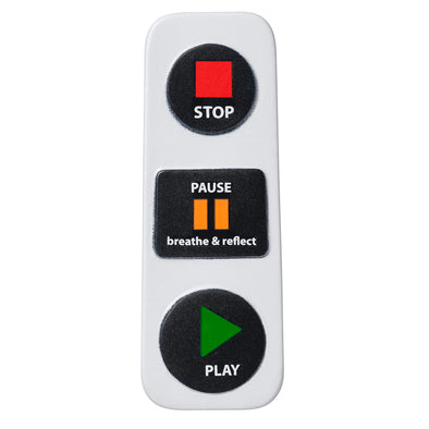 'Stop, Pause, Play' Remote Control