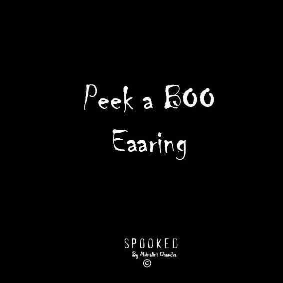 Peek a Boo Earring (Junior)