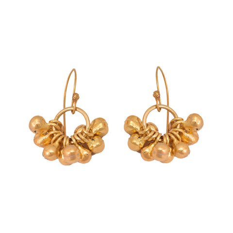 Shakuntala Nawabi Monkey Earrings