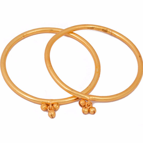 Single Ghungroo bangle - mrinalinichandra - 1