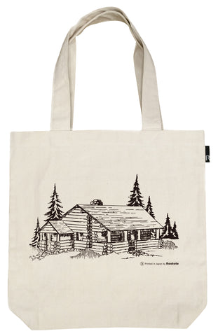 ROO TALL Tote (Printed in Japan) - Barn