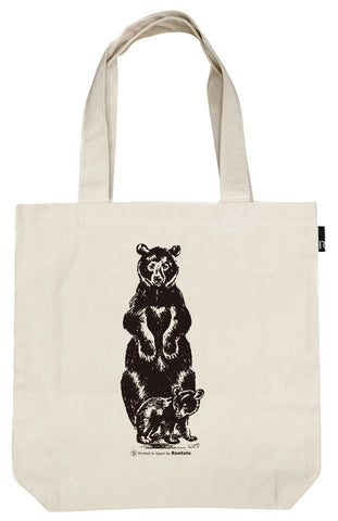 ROO TALL Tote (Printed in Japan) - Bears