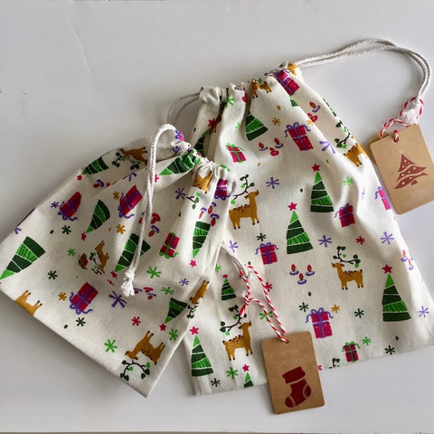 Christmas Gift Pouches