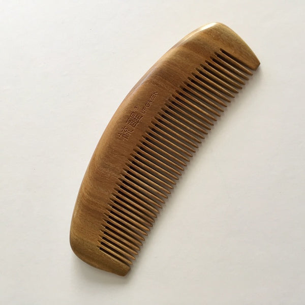 Handcrafted Verawood Comb (M)