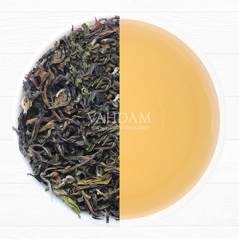 Черный чай Гленбурн Кинг Дарджилинг (Glenburn King Darjeeling) весенний