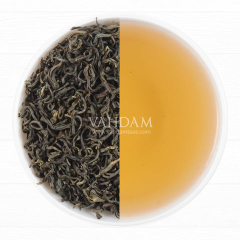 Улун чай Голубая Гора Нилгири ( Blue Mountain Nilgiri Oolong Tea)